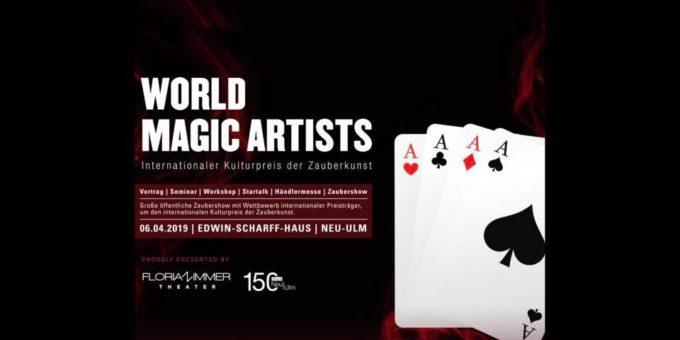 World Magic Artists
