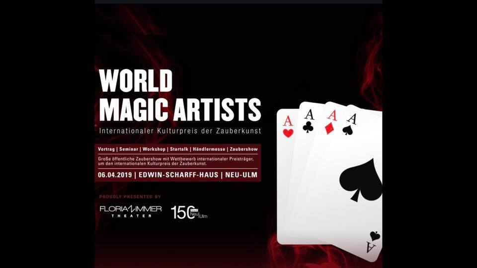 World Magic Artists