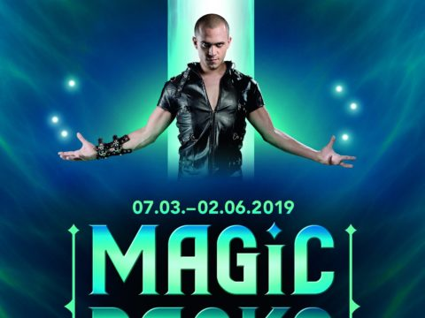 Plakat Magic Rocks