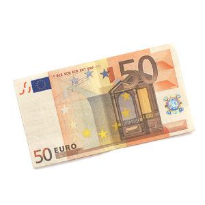 Flash Paper - 50 Euro