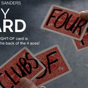 Any Card by Richard Sanders