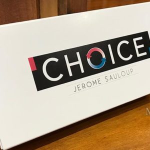 Choice by Jerome Sauloup