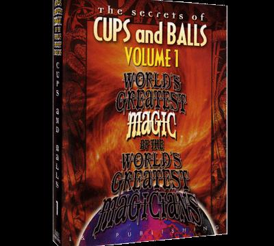 The Secrets of Cups and Balls, Vol. 1