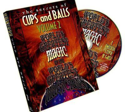 The Secrets of Cups and Balls, Vol. 2