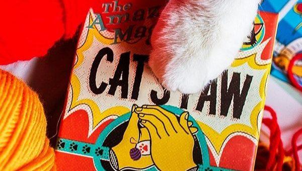 Die Katzenpfote Pats Paw