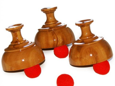 Indian Cups and Balls