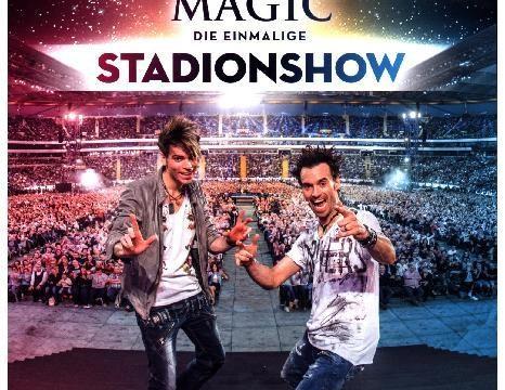 Magic - Die einmalige Stadionshow - DVD - Ehrlich Brothers