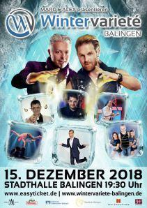 Wintervariete Balingen 2019