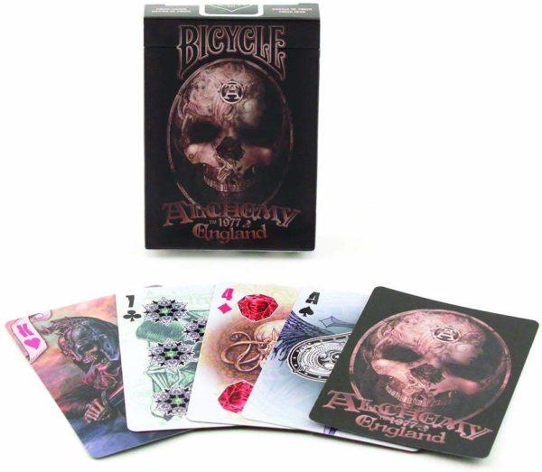 BICYCLE 1025947 - Alchemy II Spiel- und Pokerkarten - magischer-anzeiger.de