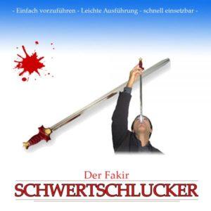Fakir Schwertschlucker