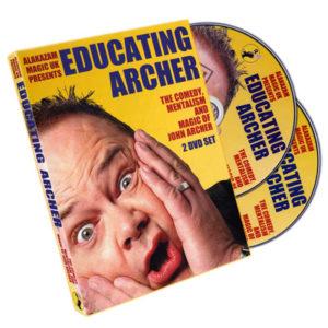 Educating Archer by John Archer - magischer-anzeiger.de
