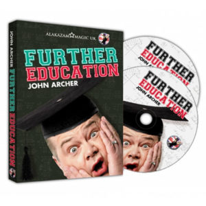 Further Education by John Archer & Alakazam - magischer-anzeiger.de