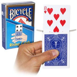 Kartensteiger - Rising Cards - magischer-anzeiger.de