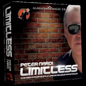 Limitless (3 of Clubs) DVD and Gimmicks by Peter Nardi - magischer-anzeiger.de