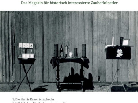 Magic History Magazin - www.mhmagazin.de