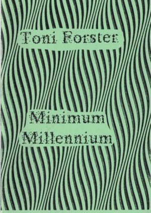 Minimum Millenium Toni Forster - Produktbeschreibung im magischer-anzeiger.de