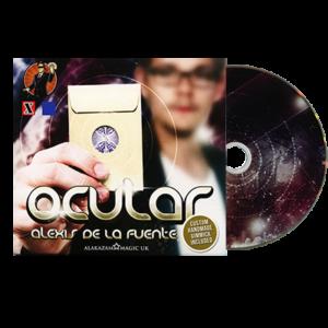 Ocular Red (DVD and Gimmick) by Alex De La Fuente and Alakazam Magic - magischer anzeiger