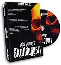 Skullduggery by Luke Jermay - magischer-anzeiger.de
