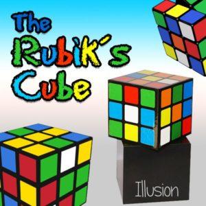 The Rubik Cube - Der Rubik Würfel
