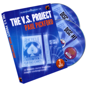 The VS Project (2 DVD) by Paul Pickford - magischer-anzeiger.de