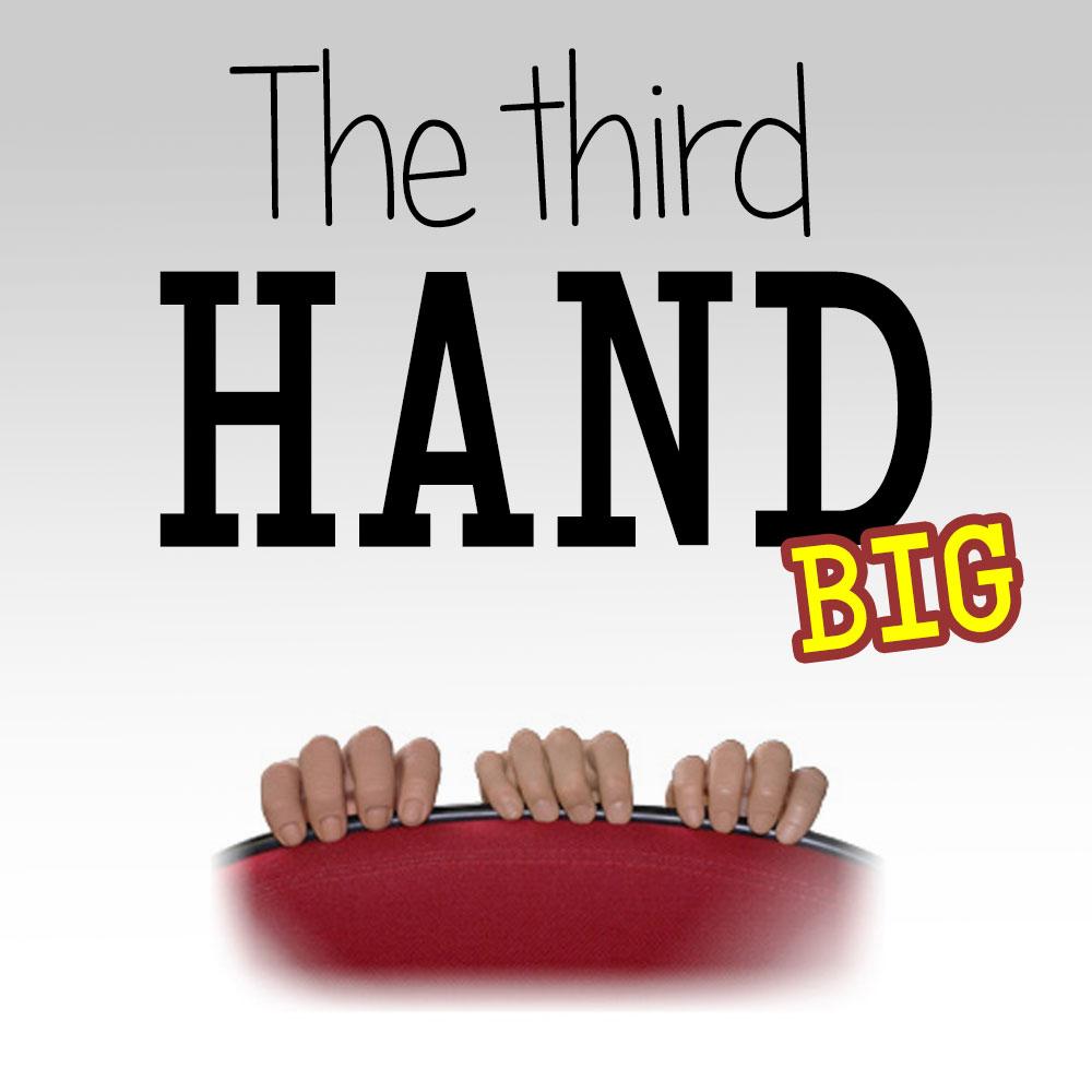 Dritte Hand - The third Hand - Big - Beschreibung im magischer-anzeiger.de