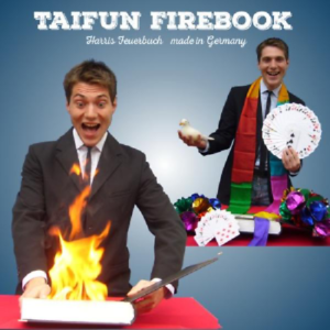 Taifun Firebook - Feuerbuch- Beschreibung im magischer-anzeiger.de