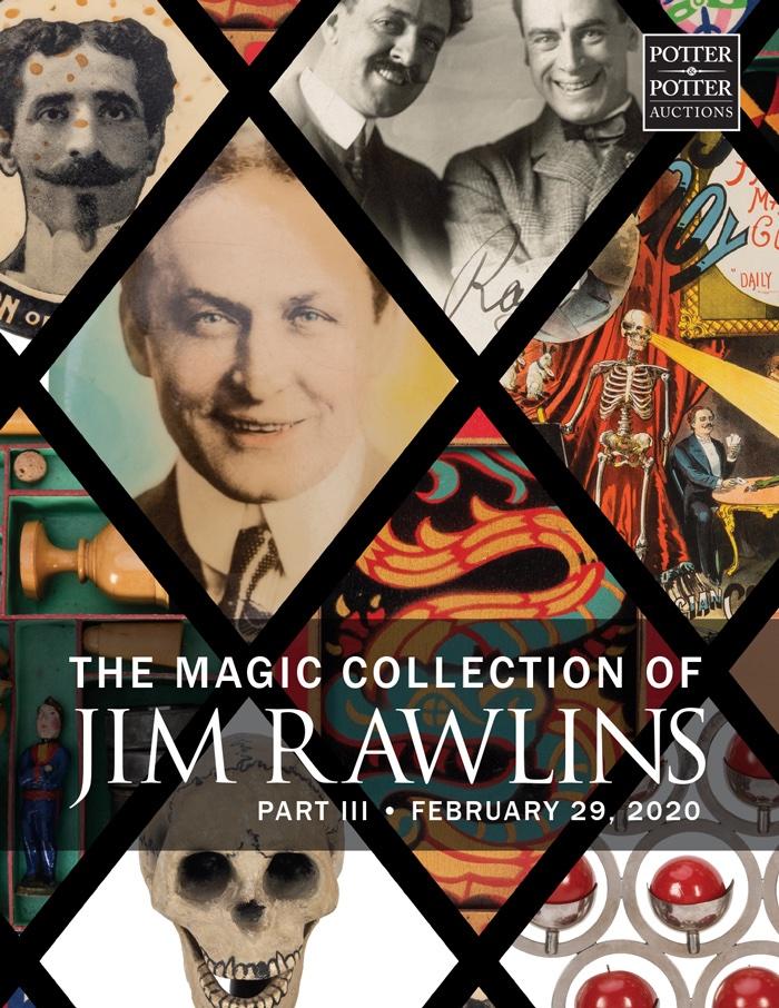 Potter & Potter Auktion - Jim Rawlins Teil III - magischer-anzeiger.de
