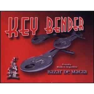 Schlüsselverbiegen - Key bender by Bazar De Magia - Beschreibung im magischer-anzeiger.de