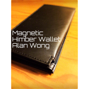 Leather Magnetic Himber Wallet by Alan Wong - magischer-anzeiger.de