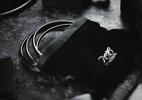 Linking Rings (Schwarz/Black) by TCC - magischer-anzeiger.de