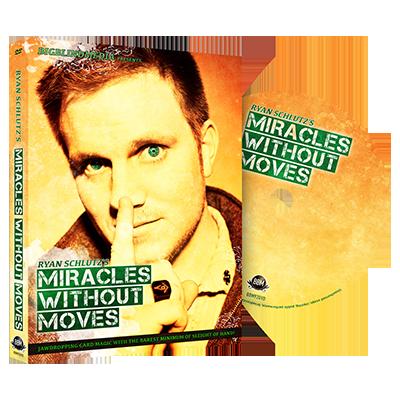 Miracles Without Moves by Ryan Schlutz - magischer-anzeiger.de