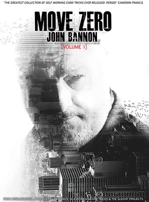 Move Zero (Vol 1) by John Bannon and Big Blind Media - magischer-anzeiger.de