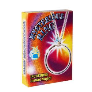 Ring und Kette - Mysterious Ring - Beschreibung im magischer-anzeiger.de
