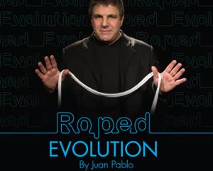 Roped Evolution (Gimmick, DVD and Prop) by Juan Pablo - magischer-anzeiger.de