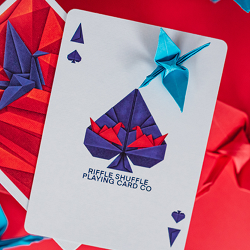 1000 Cranes Deck - zauberschuppen.de - vorgestellt im magischer-anzeiger.de