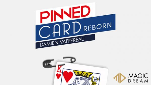 Pinned Card Reborn - zaubershop frenchdrop - vorgestellt im magischer-anzeiger.de