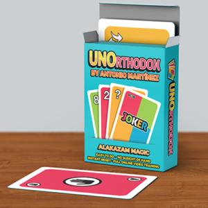 UNOrthodox - zauberschuppen.de - vorgestellt im magischer-anzeiger.de