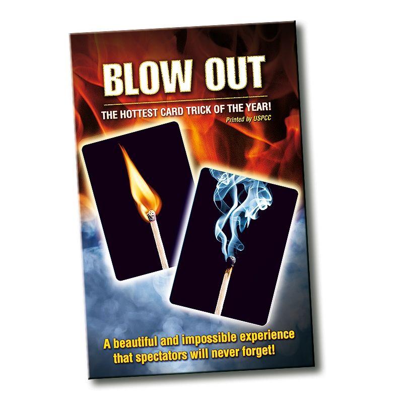 BLOW OUT! - Zaubershop Frenchdrop - vorgestellt im magischer-anzeiger.de