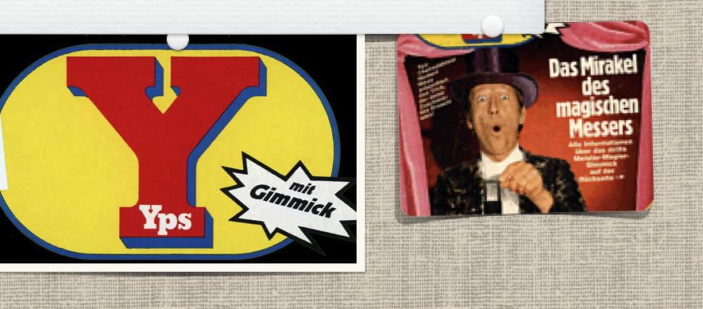 YPS-mit Gimmick - Wittus Witt