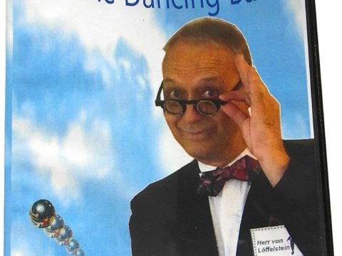 Tanzende Kugel Dancing Ball von PEKI - vorgestellt im magischer-anzeiger.de