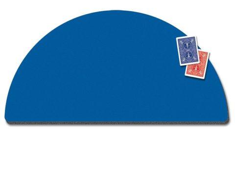 VDF Close Up Pad - Runde Form blau - Zaubershop Frenchdrop - vorgestellt im magischer-anzeiger.de
