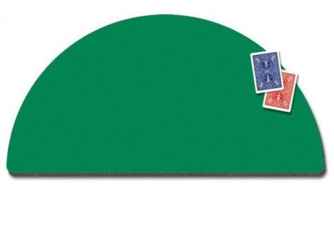VDF Close Up Pad - Runde Form grün - Zaubershop Frenchdrop - vorgestellt im magischer-anzeiger.de