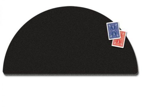 VDF Close Up Pad - Runde Form schwarz - Zaubershop Frenchdrop - vorgestellt im magischer-anzeiger.de