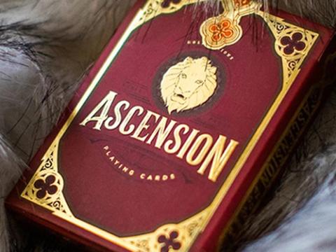 Ascension Deck (Löwen) - zauberschuppen.de - vorgestellt im magischer-anzeiger.de