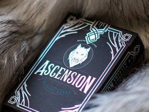 Ascension Deck (Wölfe) - zauberschuppen.de - vorgestellt im magischer-anzeiger.de