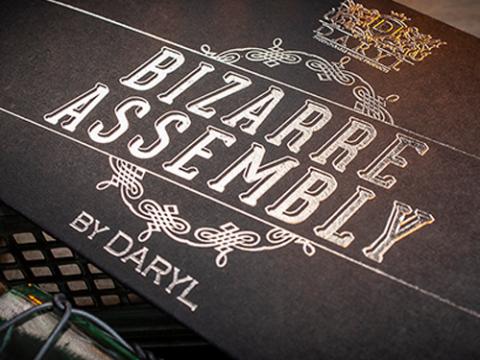 Bizarre Assembly - zauberschuppen.de - vorgestellt im magischer-anzeiger.de