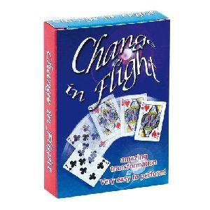 Change in Flight - zaubershop frenchdrop - vorgestellt im magischer-anzeiger.de