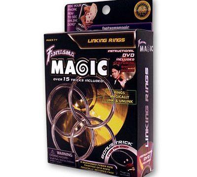Linking Rings by Shoot Ogawa - Zaubershop Frenchdrop - vorgestellt im magischer-anzeiger.de