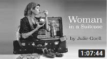Julie Goell: Woman in a Suitcase - Avener Eisenberg - youtube.com - video-playlist beim magischer-anzeiger.de