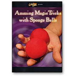 Amazing Magic Tricks with Sponge Balls - Zauberschuppen.de - vorgestellt im magischer-anzeiger.de